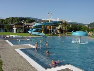 Foto vom Freibad Althofen